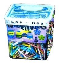 Los-Box (PE), gefüllt mit 1000 Sicherheitslosen