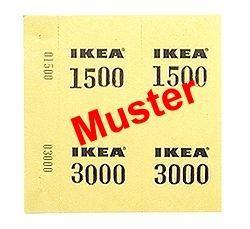 Doppelnummern mit SONDERDRUCK, Block mit je 100 Abrissen