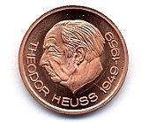 Medaillen BUNDESPRÄSIDENTEN SERIE