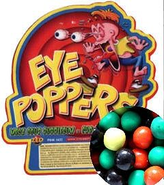 Eye-Poppers, 22 mm Kaugummi