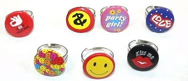 Button - Ringe