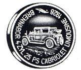 Medaillen AUTOMOBILSERIE 2