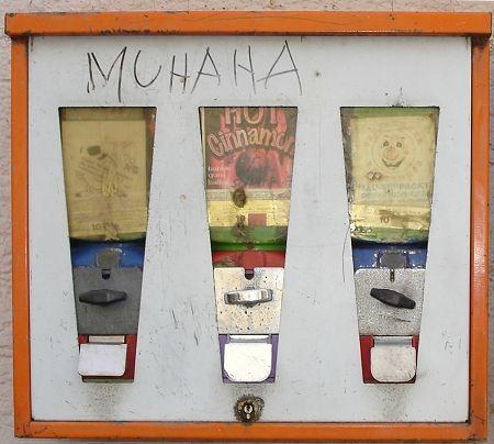 3-Schachtgehäuse für Standardautomaten inkl. Frontplatte,