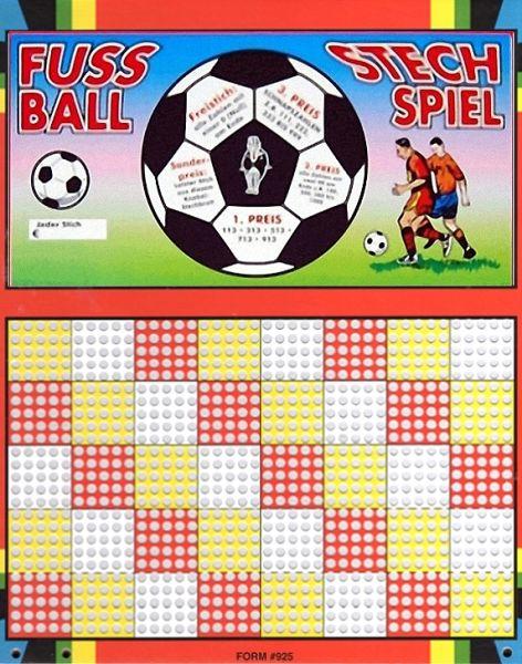 Knobel-Stechspiel 1000 mit Spielplan Nr. 05