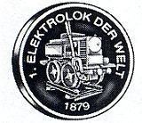 Medaillen ELEKTRO-LOKOMOTIVEN