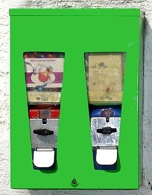 2-Schachtgehäuse für Standardautomaten,
