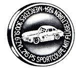 Medaillen AUTOMOBILSERIE 4