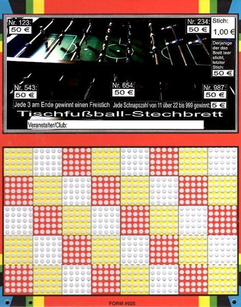 Knobel-Stechspiel 1000 mit Spielplan Nr. 35