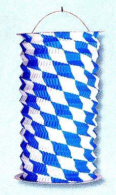 "Zuglaterne ""Bayern"""