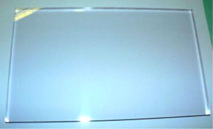 Polycarbonat-Scheibe 200 x 120 x 8 mm