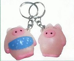 """Taschenlampe """"Schwein"""", 2 verschiedene"""