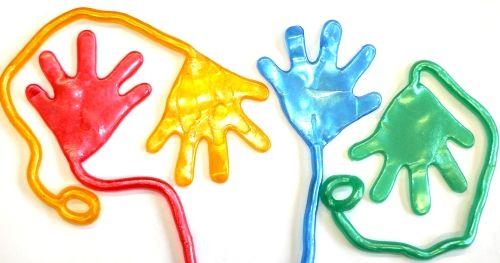 Sticky - Hand