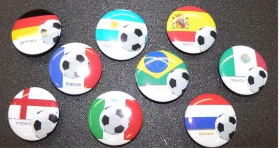 Fußball - Anstecker
