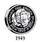 Medaillen 40 JAHRE BUNDESREPUBLIK DEUTSCHLAND 1.Serie