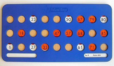 Fenster-Schiebekarte für Spiel 15 aus 90